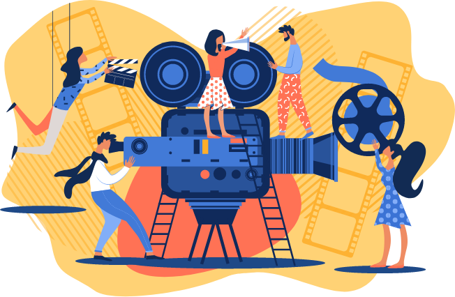 Video Production illustration